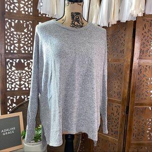 Sans Souci Oversized Long Sleeve Comfy Top